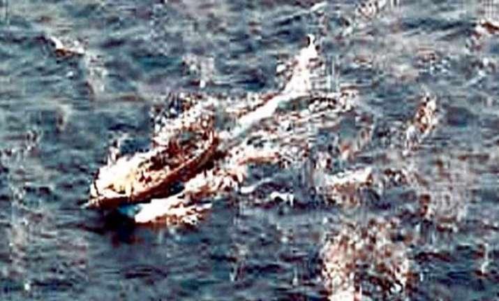 pakistani boat case 173 marine commandos deployed in