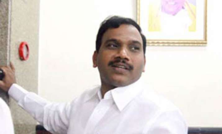 dmk rejects opposition calls for raja s resignation