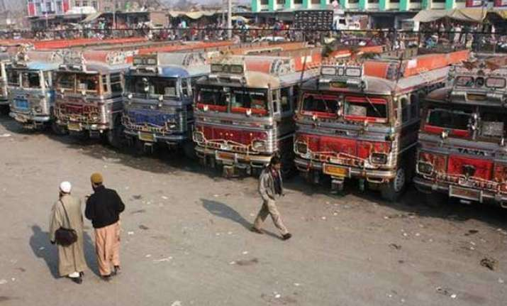 16 lakh trucks go off roads in telangana andhra pradesh