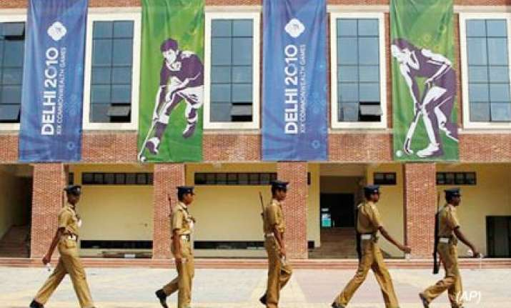 cwg unprecedented security cover in place