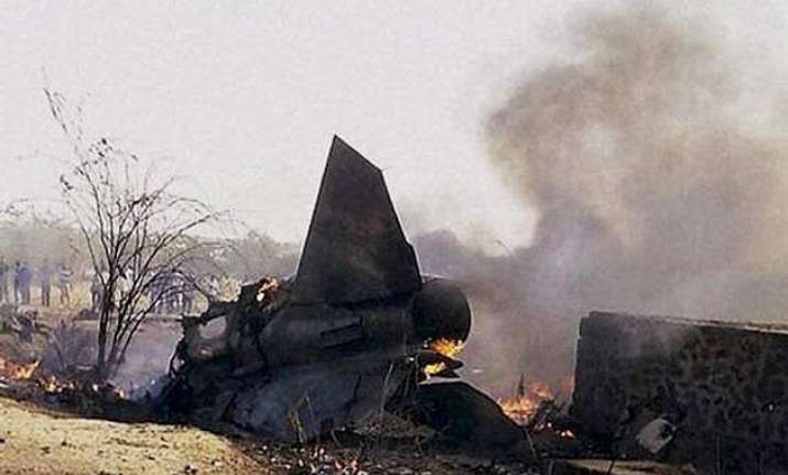 mig 27 crashes in bengal 2 civilians die pilot ejects safely