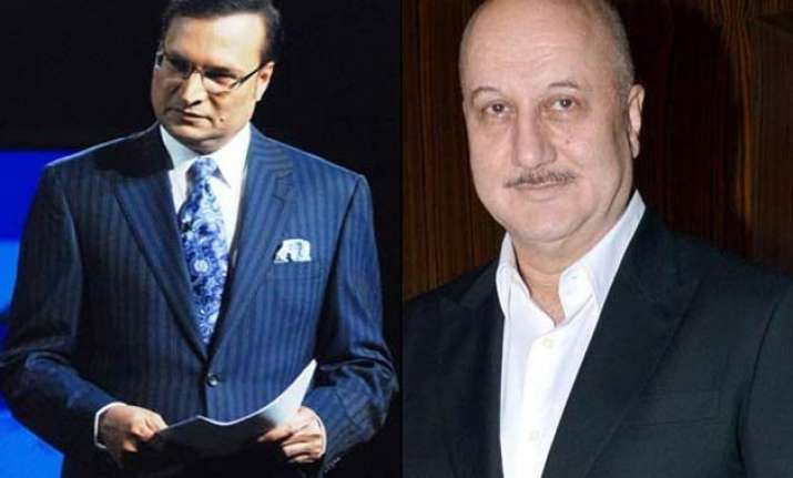 rajat sharma anupam kher 31 others condemn anti india