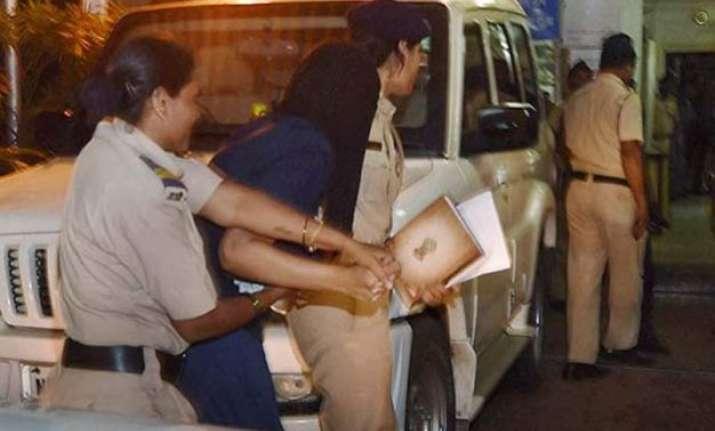 indrani mukerjea slapped beaten up in police custody claims
