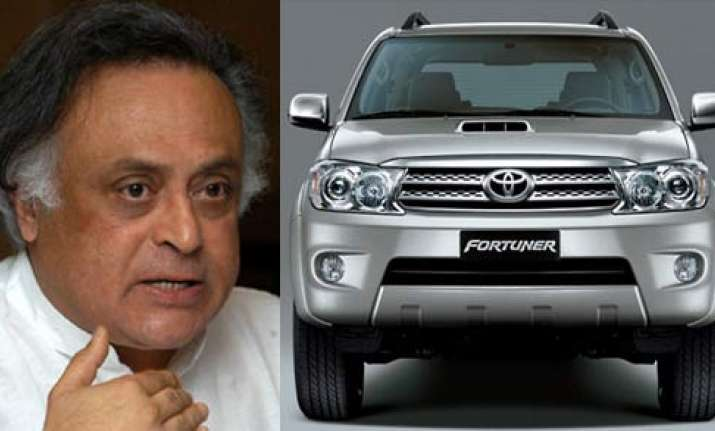 suv owners should pay full mkt price of diesel says ramesh