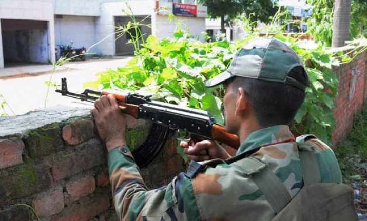 gurdaspur terrorists sneaked from pakistan to launch attack