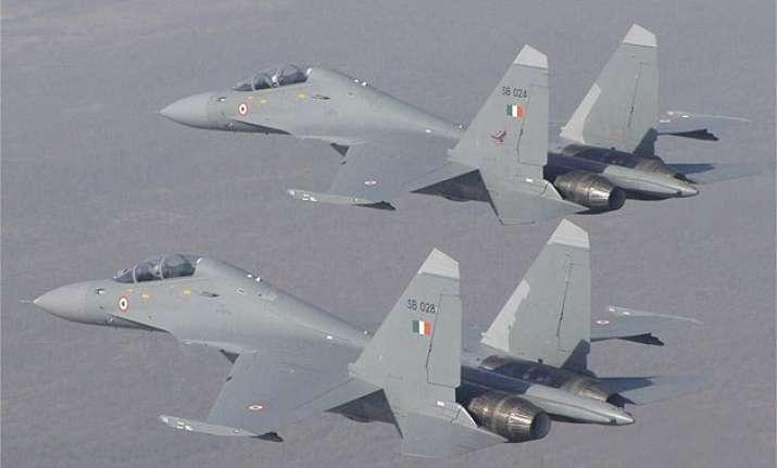 not grounding sukhoi su 30s combat jets post crash parrikar