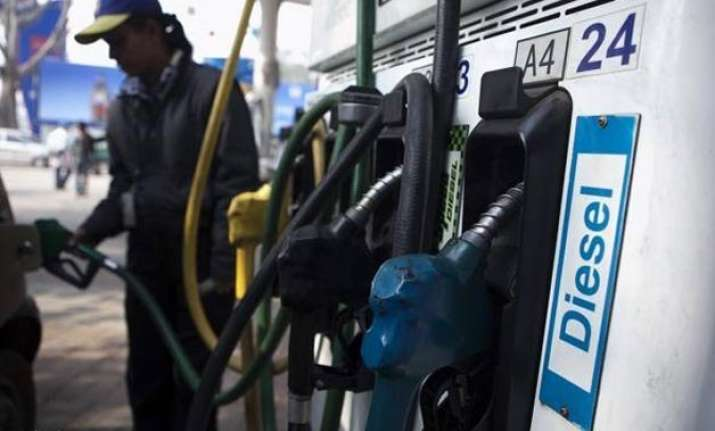 haryana hikes vat on diesel to 16.4