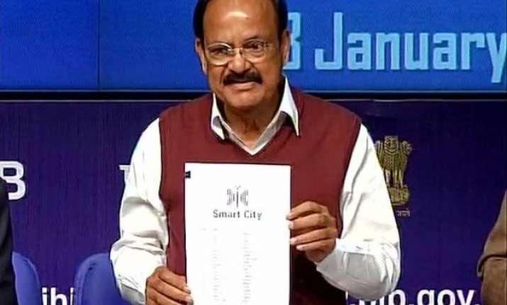 bhubaneswar pune jaipur make cut in first list of 20 smart