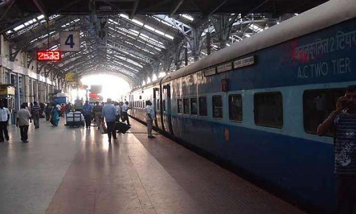 now fir of train offence to be lodged in train itself