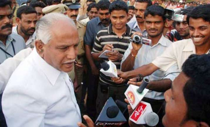 will quit if revanna proves allegations says yeddyurappa