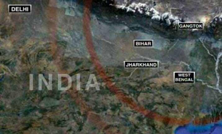 no earthquake forecast for india by nasa government