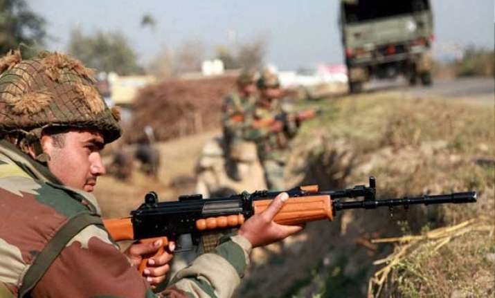 6th terrorist killed in pathankot body yet to be recovered