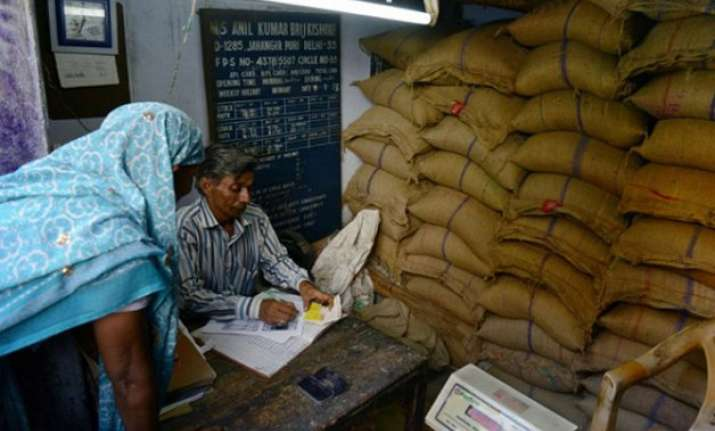 villagers seek cm s help for action against ration shop in