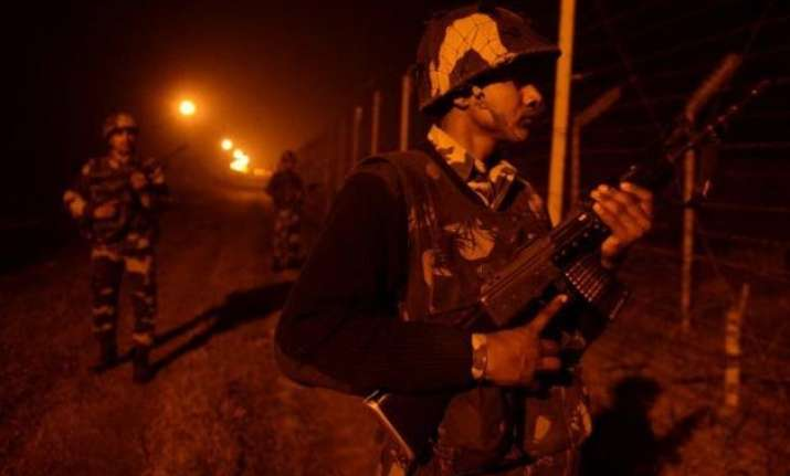 leds to replace floodlights on india pak border