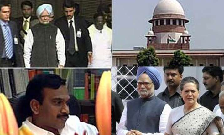 sc asks for pm s affidavit in 2g spectrum case by saturday