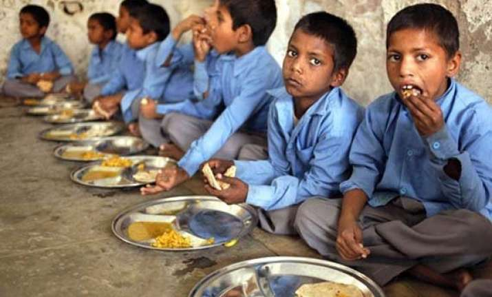 over rs 7.5 cr released for mid day meals at delhi schools