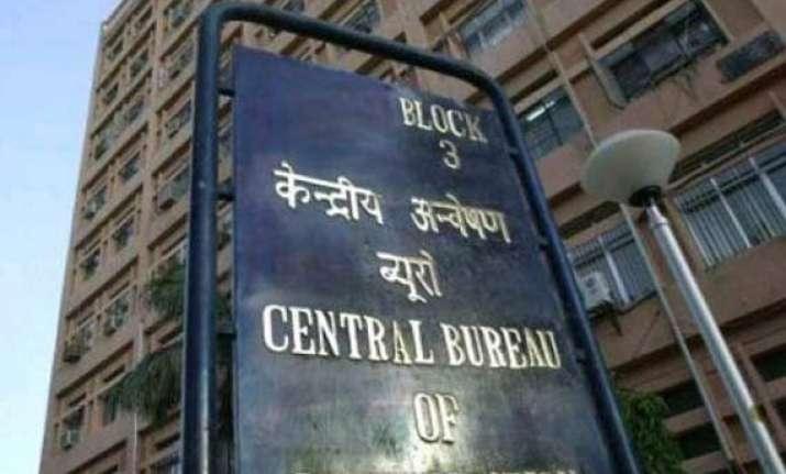saradha scam cbi files first chargesheet