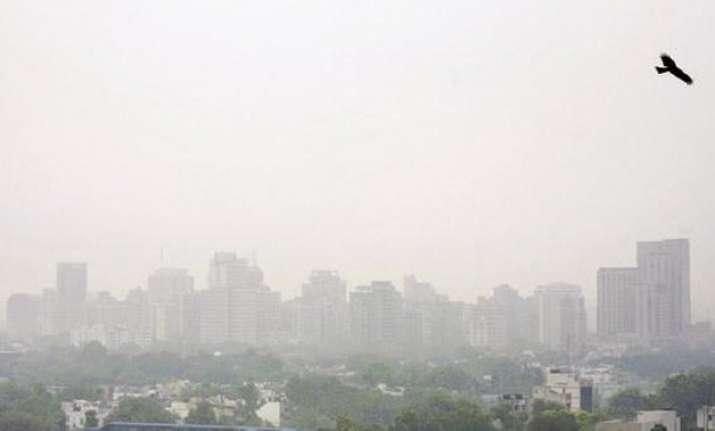 ozone pollution in delhi crosses permissible limit again