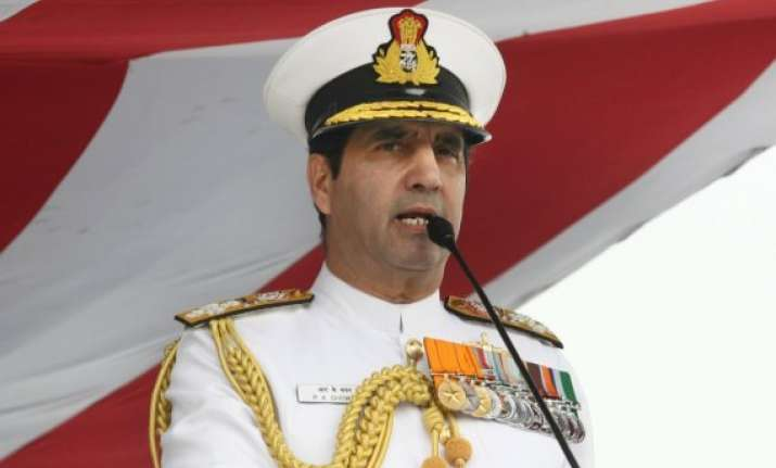 india monitoring chinese navy s activities naval chief