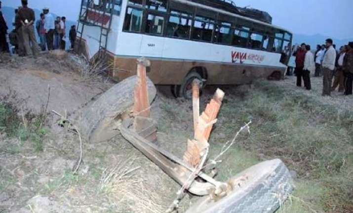 11 killed in mizoram bus mishap