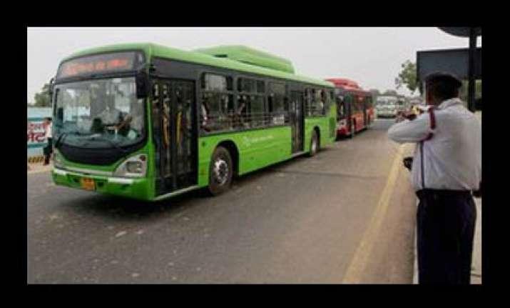 gps installation in buses delhi misses 2 nd deadline