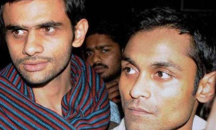 jnu row umar anirban remanded in 14 day judicial custody