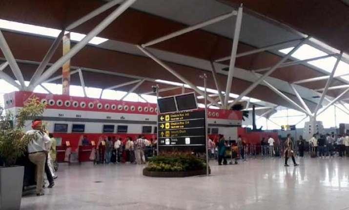 radioactive leak detected at igi airport in delhi plugged