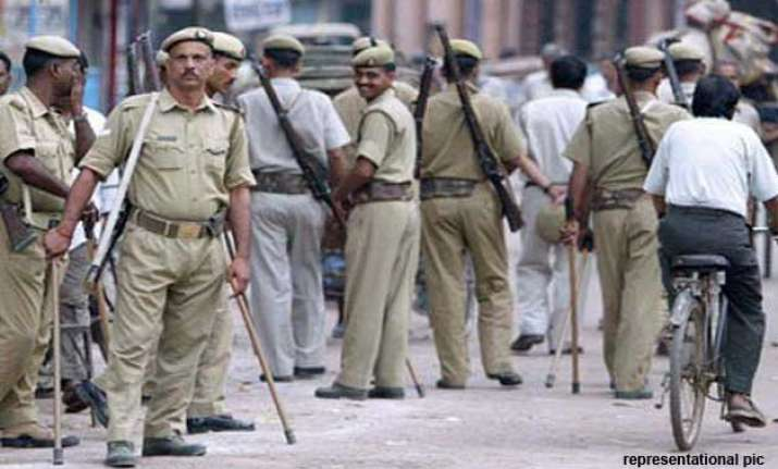 up two cops in badaun rape 14 yr old inside police station