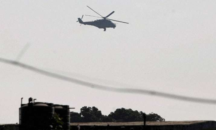 iaf says it foiled terror plan due to timely action