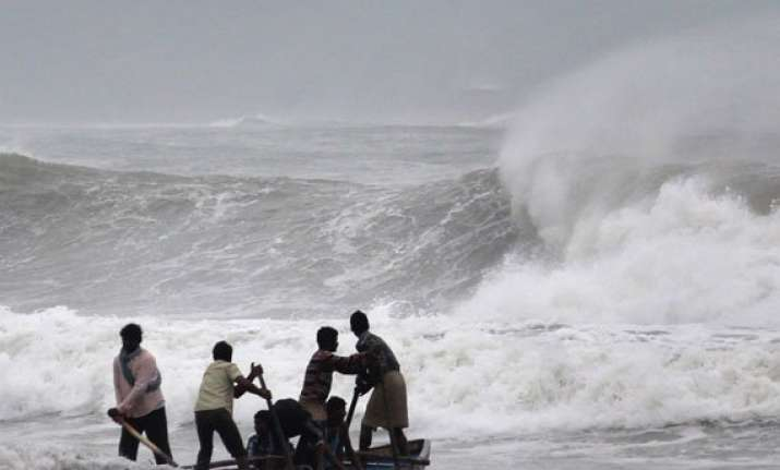 hudhud odisha government ready for post cyclone operations
