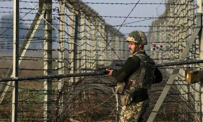 india lodges protest with pakistan over ceasefire violation