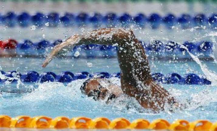 indian men s swimming quartet makes history