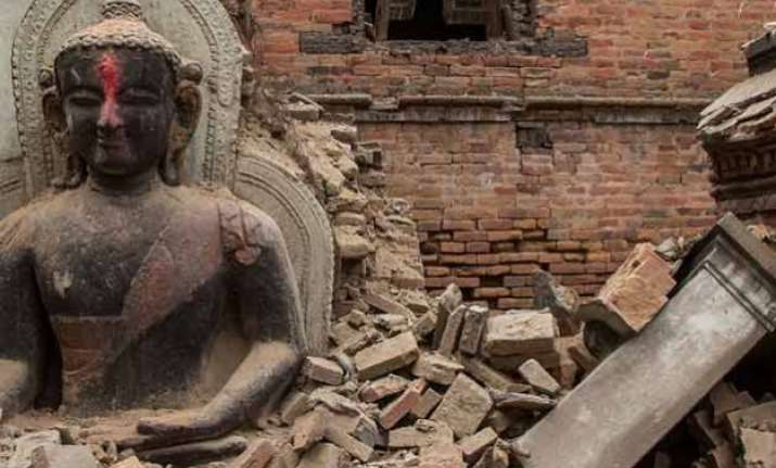 iit kanpur asked to survey quake impact on historical