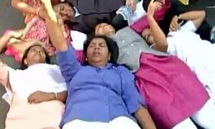 women activists now target shiva temple in maharashtra