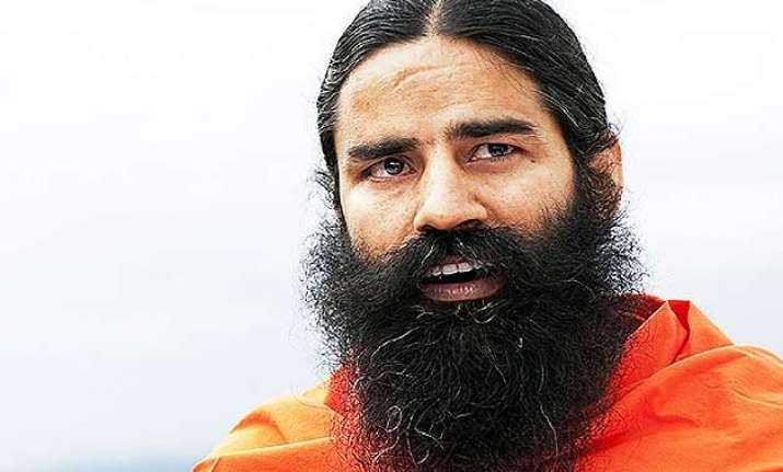 drdo ties up with ramdev to market supplements food products