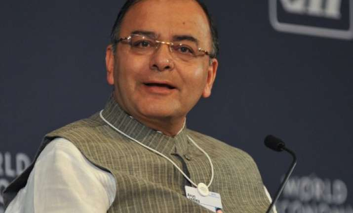 jan dhan yojana will not put burden on banks arun jaitley