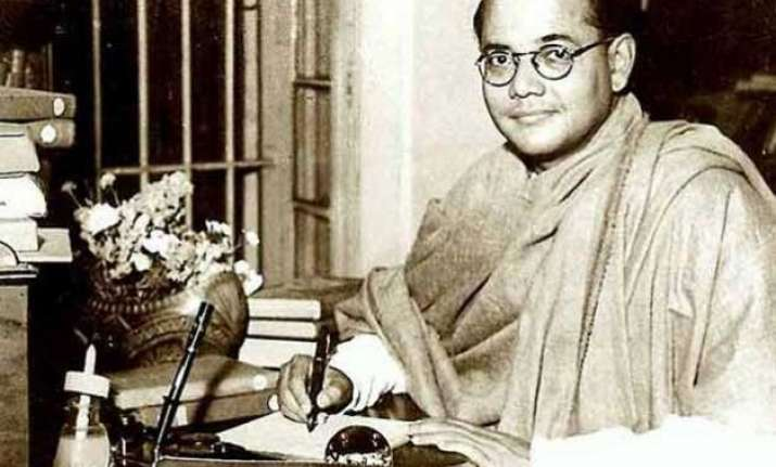 netaji had died in 1945 air crash claims 1995 union cabinet
