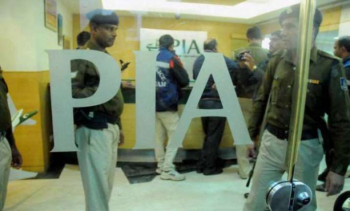 delhi right wing group attacks pia office