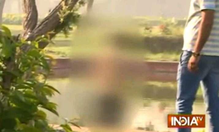 man found hanging near india gate