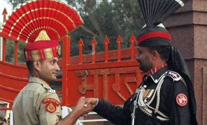 no sweets exchanged by bsf rangers on pakistan independence