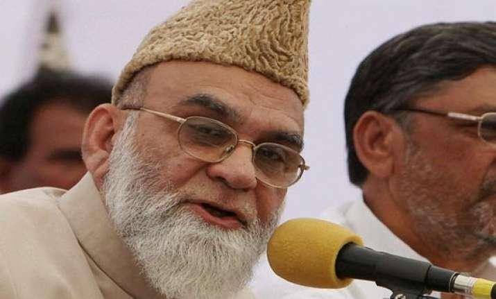 delhi jama masjid s shahi imam attacked
