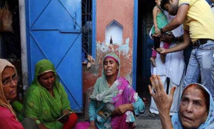 dadri lynching result of premeditated planning ncm