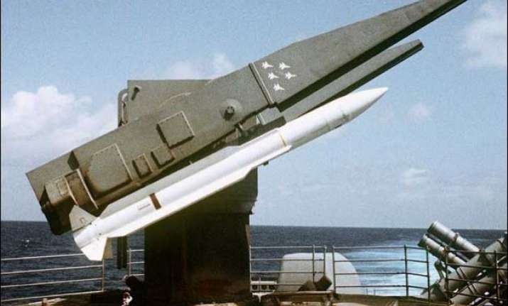 barak 8 missile to be test fired this month