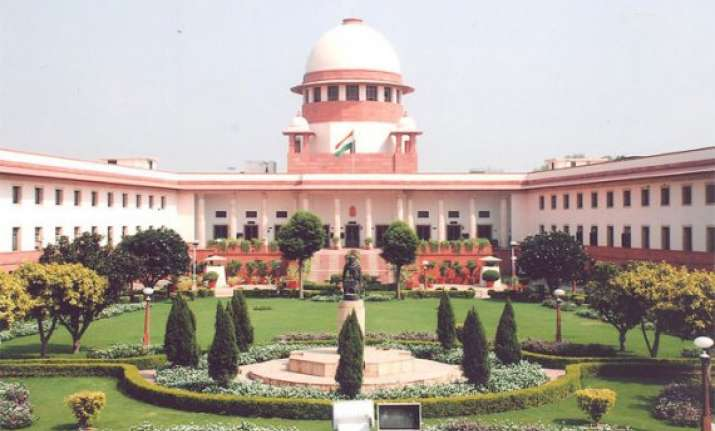 supreme court pulls up environment ministry for sleeping