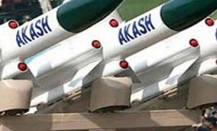 indigenously built akash missile inducted in iaf