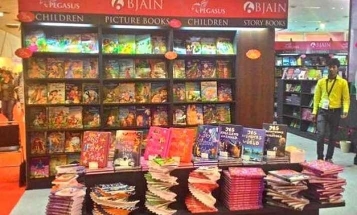 children dominate the 2015 world book fair