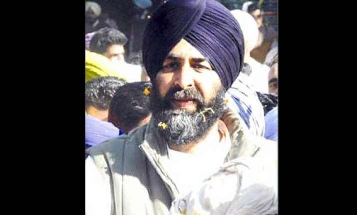 manpreet sacked as punjab finance minister slams badal jr