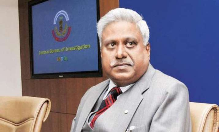 inappropriate for ranjit sinha to meet accused before