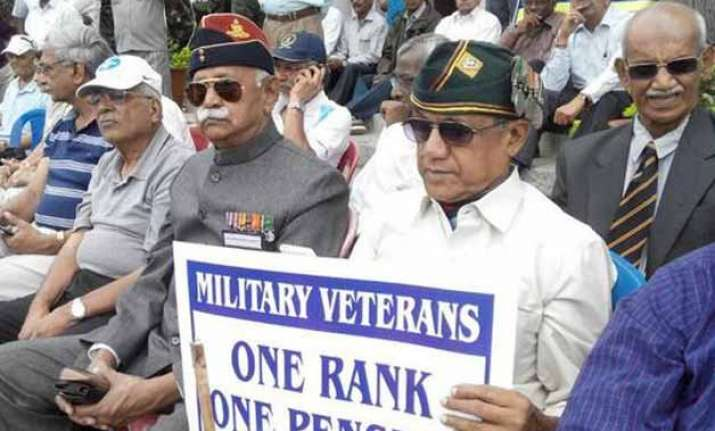 delay in orop dangerous to military ethos 4 ex service