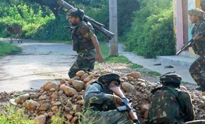 rajouri encounter ends another militant army jawan killed